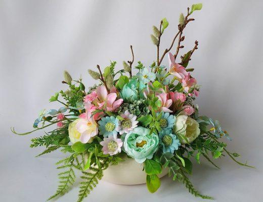 eliptik çiçek aranjmanları nasıl olmalıdır?