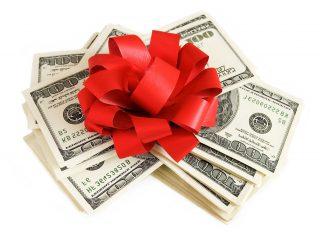 para nasıl bir hediyedir?